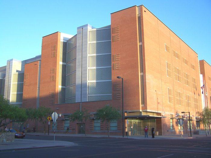 Maricopa County Jail in Arizona