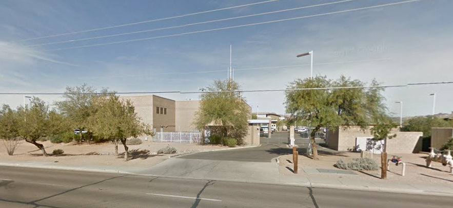 Apache Junction Jail