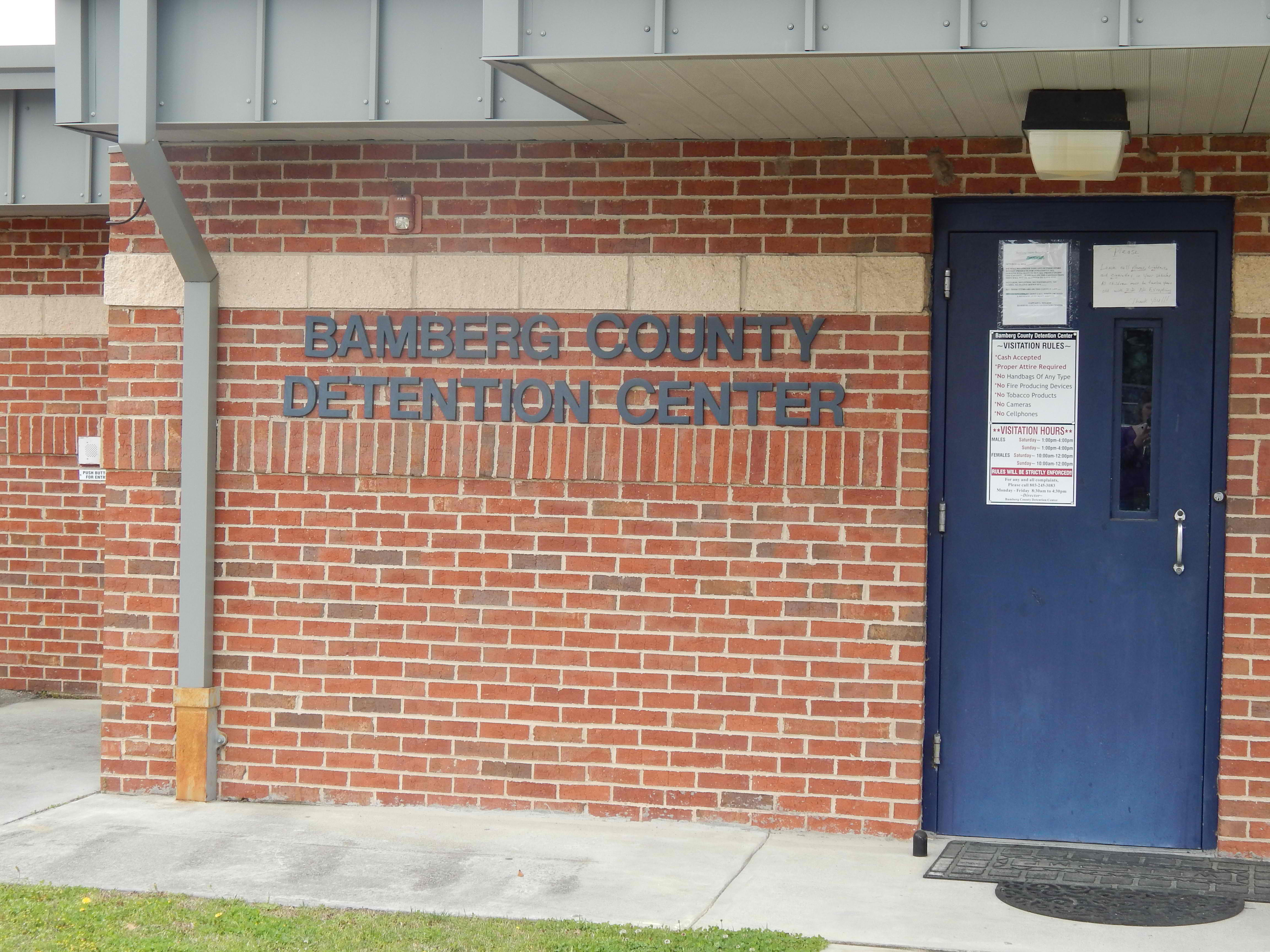 Bamberg County SC Detention Center