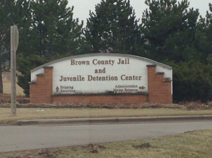 Brown County WI Juvenile Detention Center