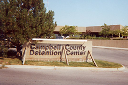 Campbell County WY Detention Center