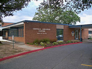 Central Arkansas Community Correction Center