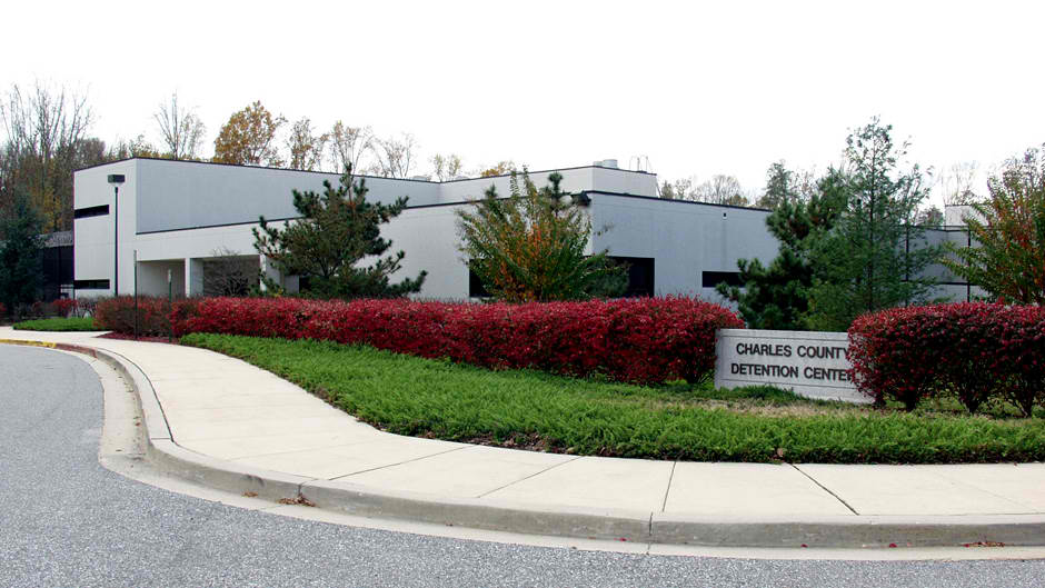 Charles County MD Detention Center Annex