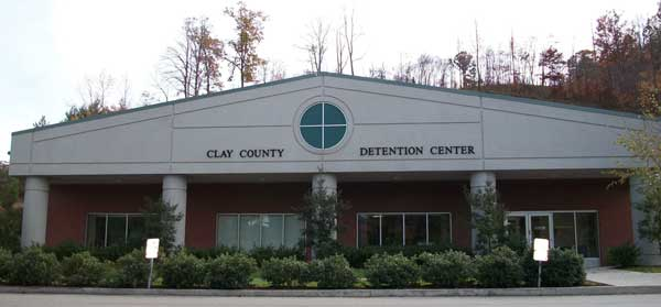Clay County KY Detention Center