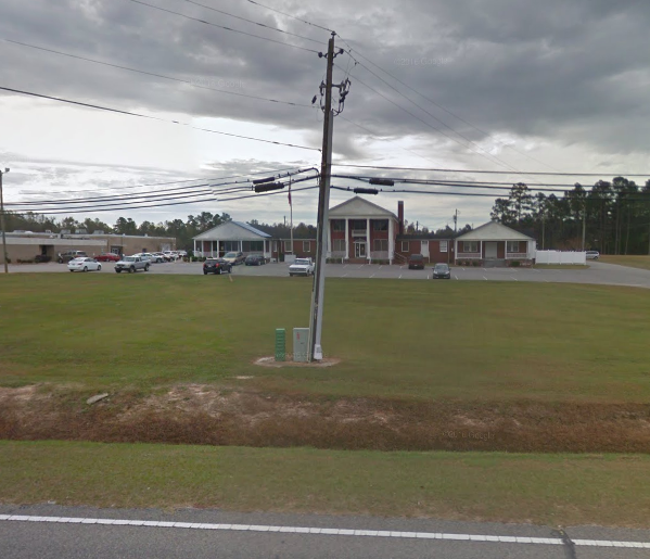 Columbus County NC Detention Center