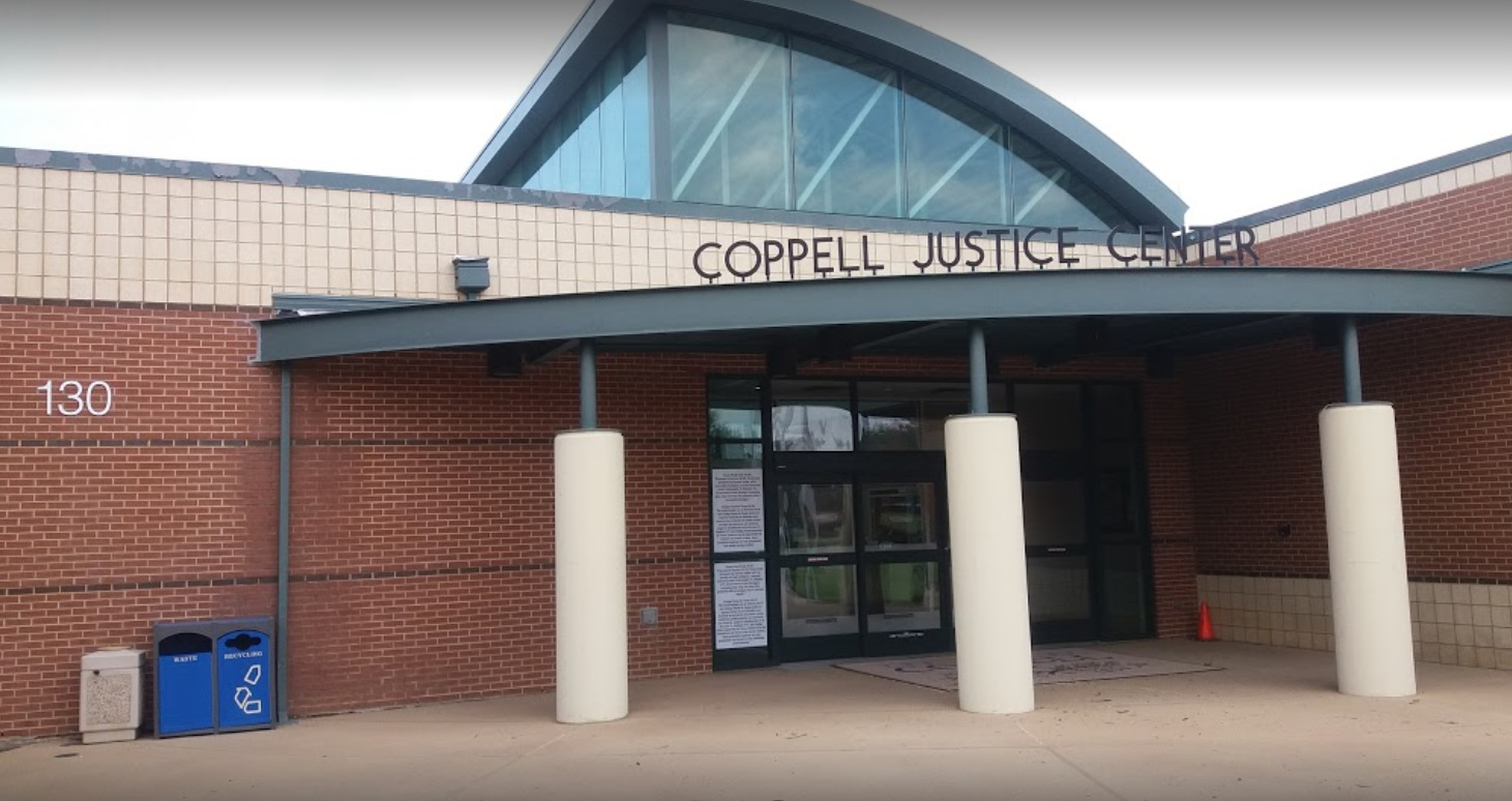 Coppell TX Police Jail