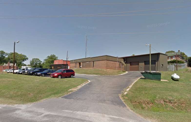 Edgefield County SC Detention Center