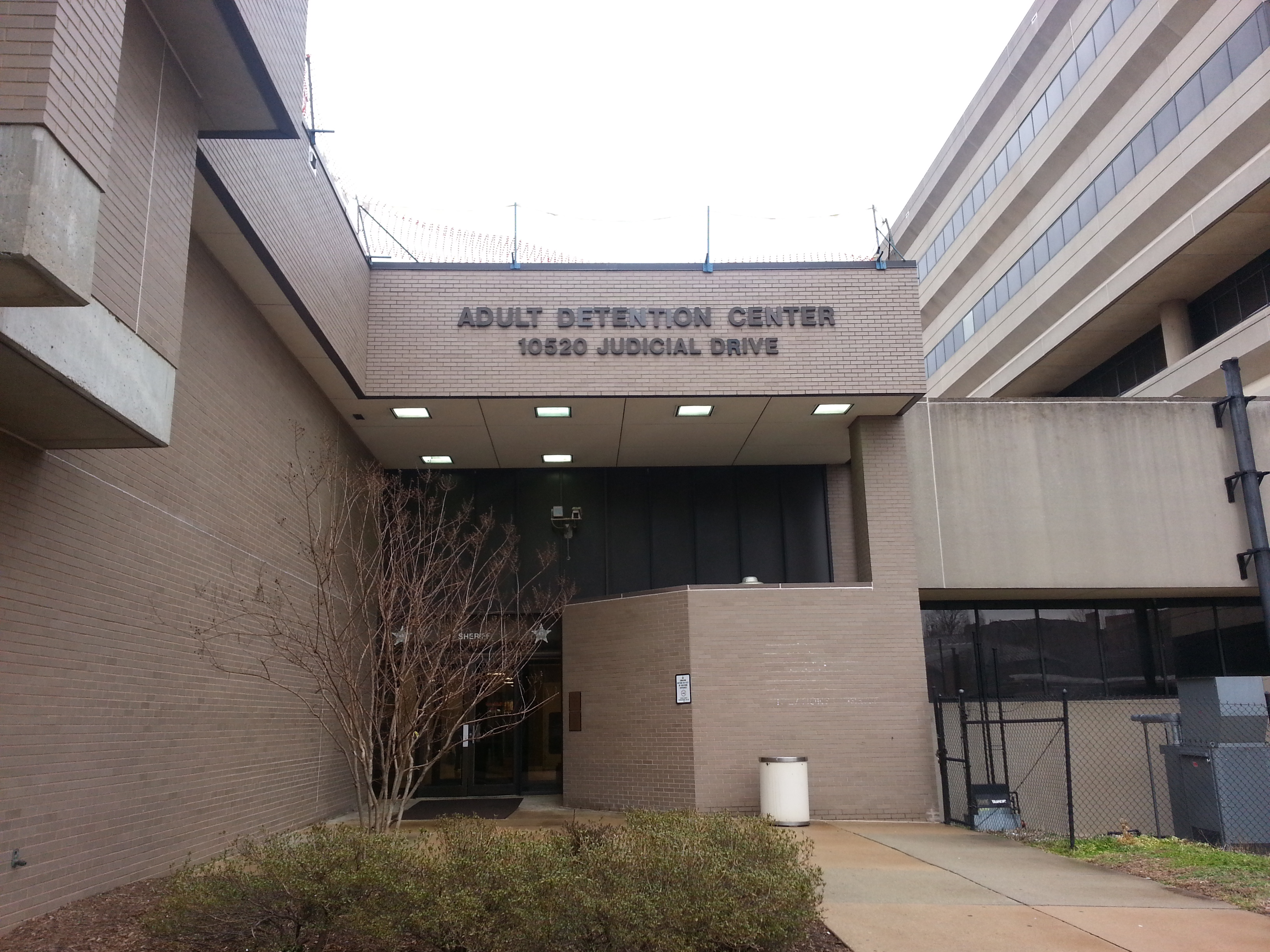 Fairfax County VA Adult Detention Center