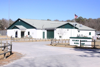 Holmes County Jail and Work Camp