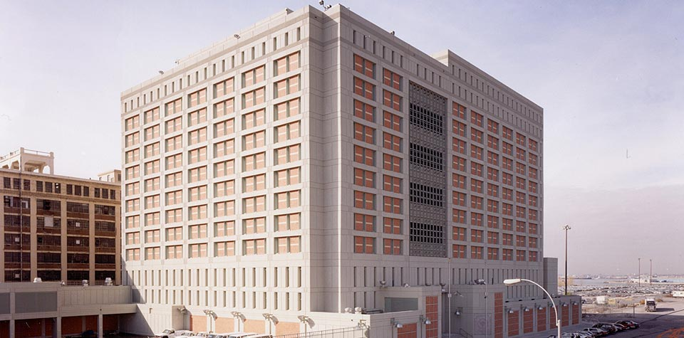 Metropolitan Detention Center (MDC) - Brooklyn