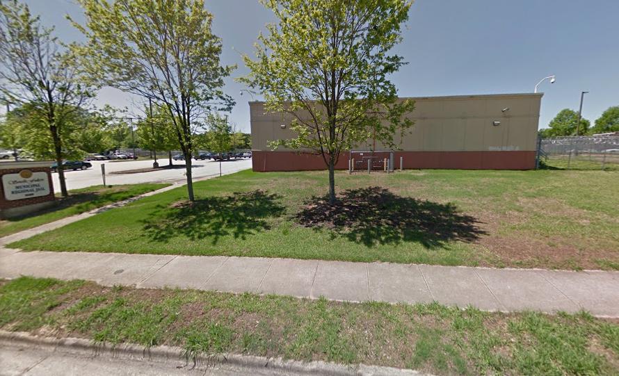 Union Municipal Jail - South Fulton Municipal Regional Jail GA