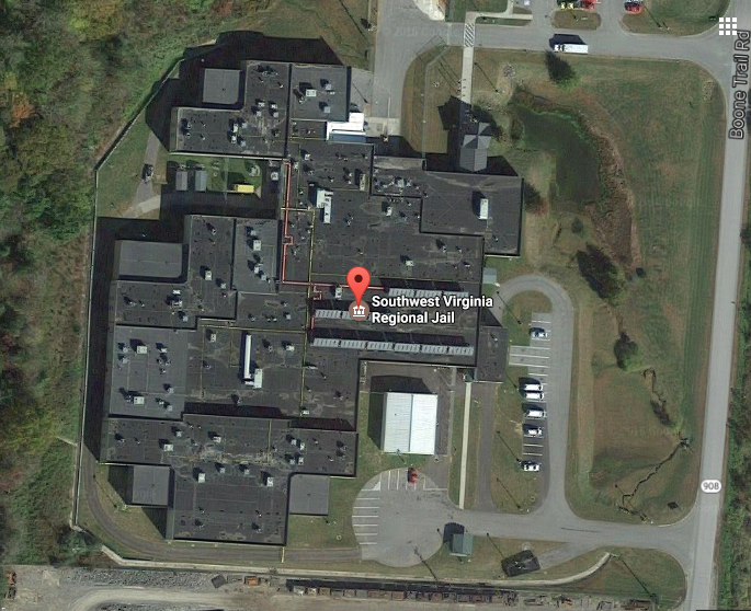 Southwest Virginia Regional Jail - Duffield Facility Inmate Search
