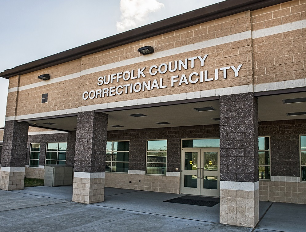 Suffolk County NY Yaphank Minimum Facility Inmate Search and