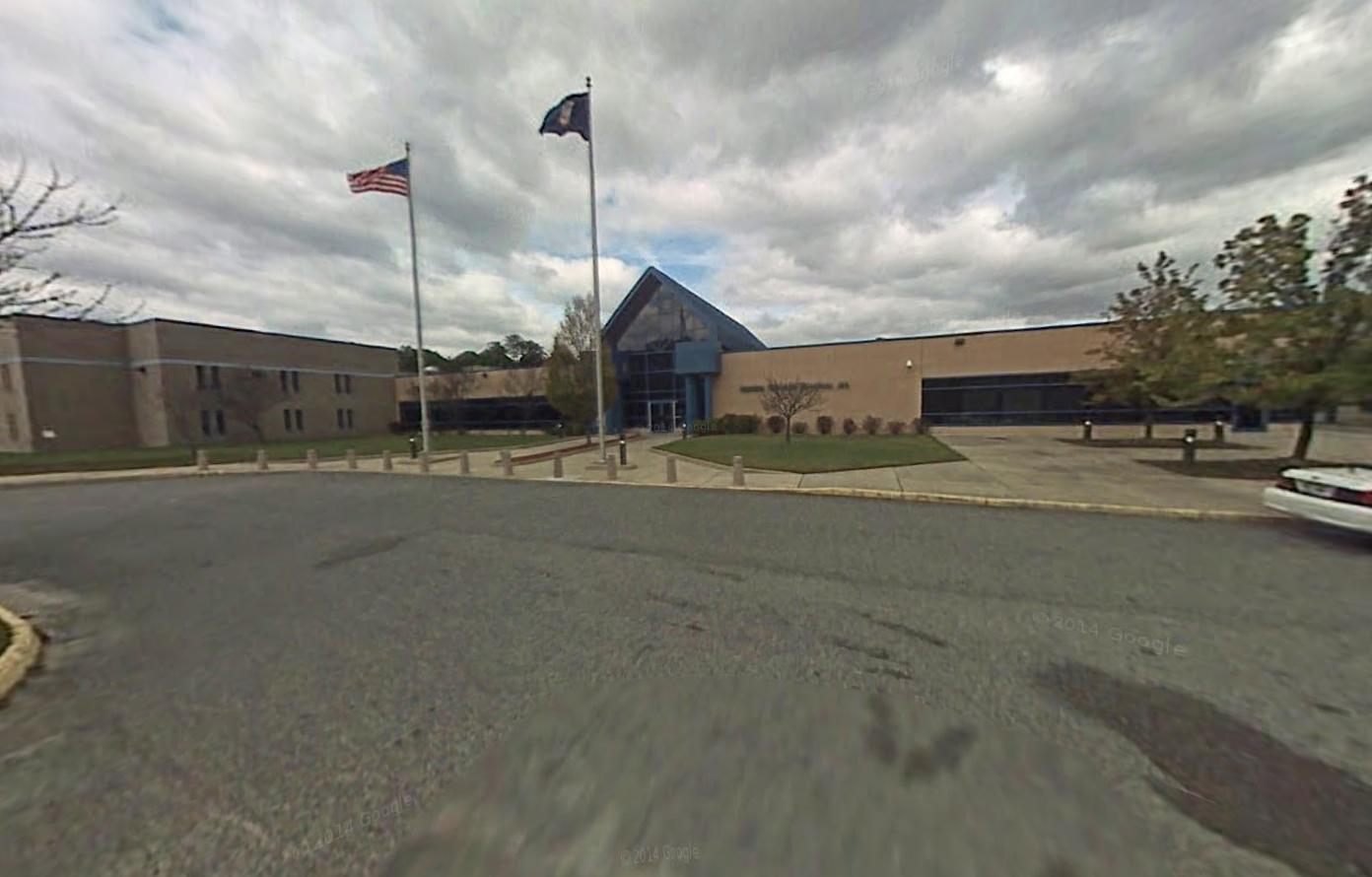 Western regional jail inmate photos