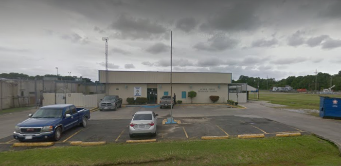 Acadia Parish Detention Center