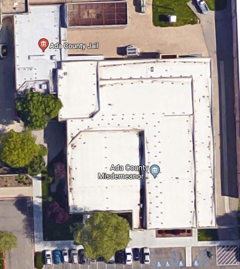 Detention Facility   Valley County Idaho