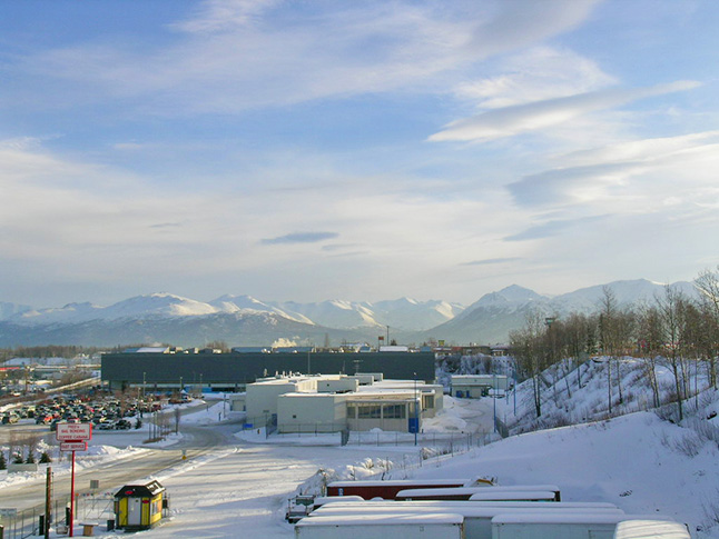 Anchorage Correctional Complex