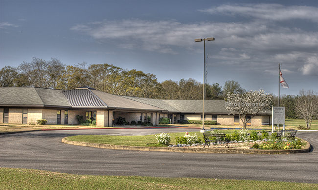 Autauga Campus in Alabama