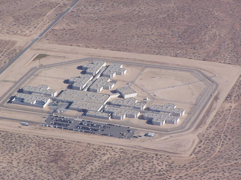 CDCR - California City Correctional Facility (CAC)