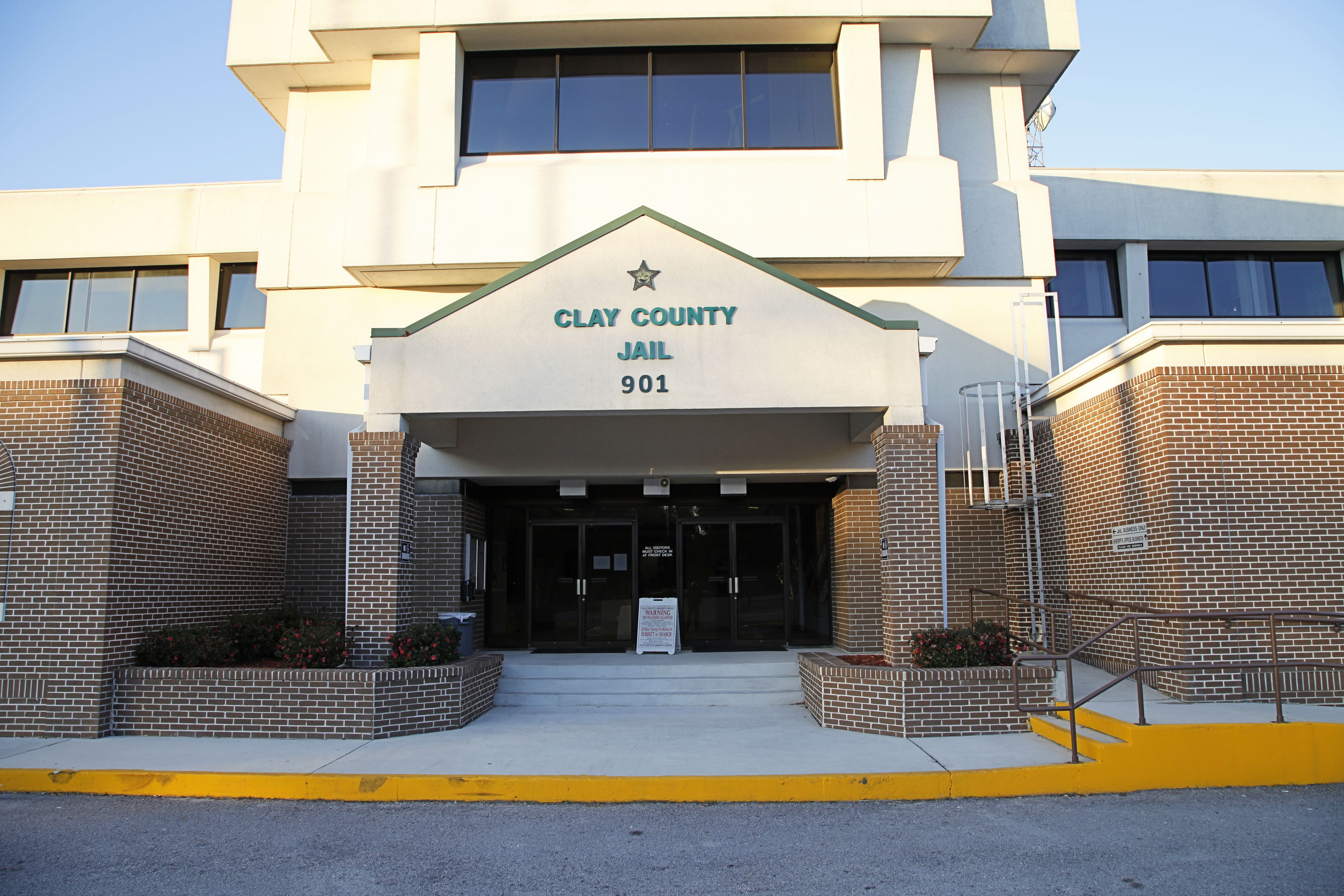 Clay County Jail