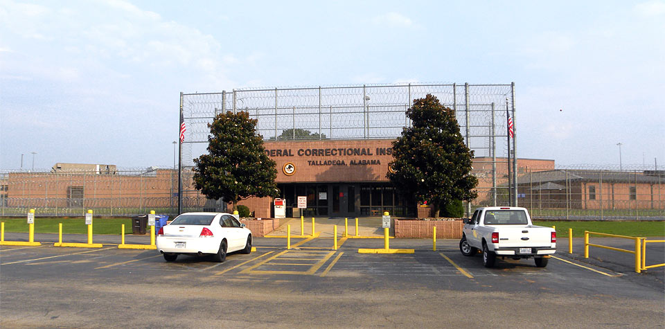 Federal Correctional Institution Talladega Inmate Search and