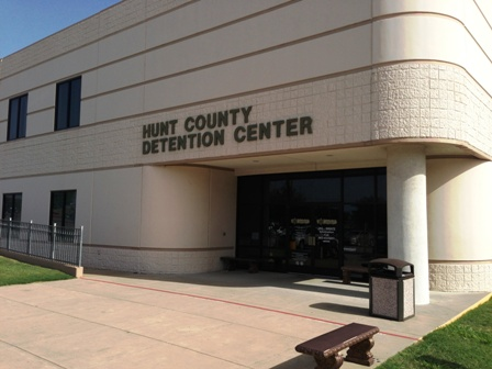 Hunt County TX Jail