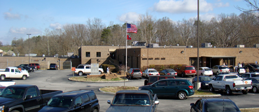 Loudon County TN Jail