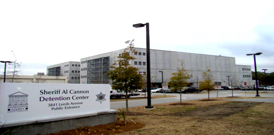 Sheriff Al Cannon Detention Center