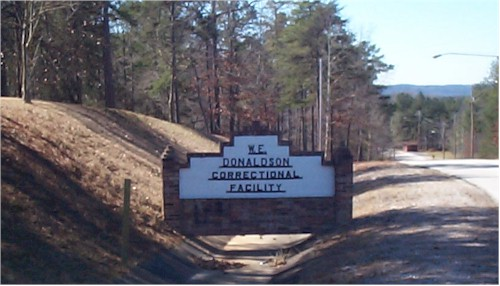 William E. Donaldson Correctional Facility